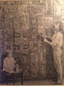 Berrell Jensen Netherlands Bank commission, Johannesburg 1962